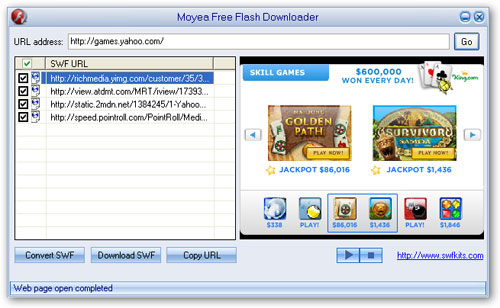 download flash from website online